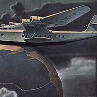 The China Clipper:  A Flying Boat