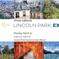 Study Abroad Lincoln Park Expo