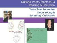 National Poetry Month Reading & Discussion