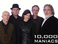 10,000 Maniacs at Rams Head On Stage