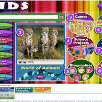 An Hour with World Book Online for Kids
