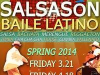 SALSA & LATIN DANCE PARTY ¡SALSASON!