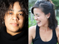 Poetry & Conversation: Kamilah Aisha Moon & Michelle Chan Brown