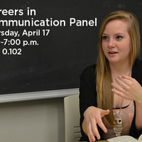 Careers in Communications Panel