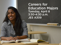 Careers for Education Majors