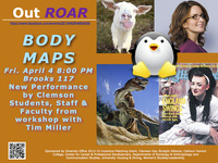 Tim Miller & Co.: Sex! Body! Self! / Body Maps