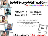 Saints Against Hate
