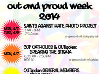 OUT and PROUD Week 2014