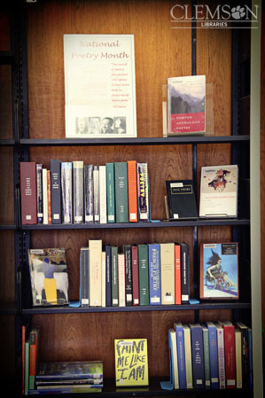 National Poetry Month Anthologies