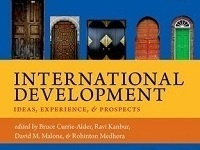 Book Talk: International Development--Ideas, Experience, and Prospects