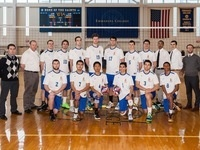Men's Volleyball in the GNAC Title Game