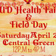 Health Fair and Field Day