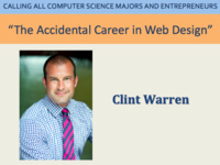"""The Accidental Career in Web Design"""