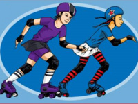 Ithaca Junior Roller International Double-Header Bout