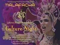 Latino Alliance Presents: Culture Night 2014