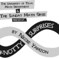"Sunday Math Circle: ""Knotty Surprises"""