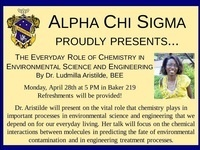 Chemistry, Environmental Science & Engineering