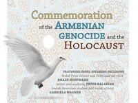 Commemoration of the Armenian Genocide and the Holocaust