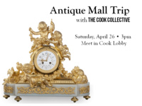 Antique Mall Trip with The Cook Collective