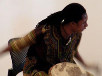 AFRICAN DANCE Workshop with Nana Anim