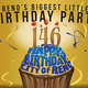 Reno's Biggest Little Birthday Party