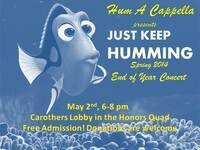 Hum A Cappella End of The Year Concert