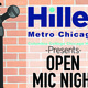 Columbia College Hillel presents: OPEN MIC NIGHT