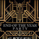 """Great Gatsby"" End of the Year Party with the ISO"
