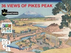 Opening Reception: 36 Views of Pikes Peak Exhibit