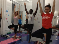 Group Fitness: Vinyasa Flow Yoga