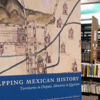 Benson Collection Partners with Public Library on Maps Exhibition