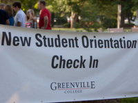 NSO: New Student Check-in