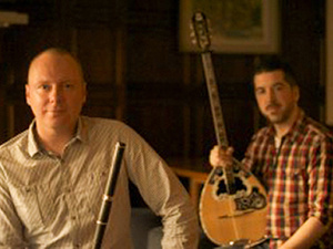 MCTA: Irish Musicians John Blake and Ruairy McGorman