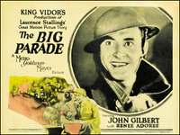 WWI Film Series: The Big Parade