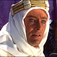 WWI Film Series: Lawrence of Arabia