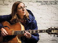 Bill and Helen Murray Jazz Residency Concert: Guitarist Mary Halvorson