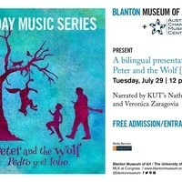 Midday Music Series: Peter and the Wolf (Pedro y el lobo)