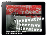 Innovative & Immersive Literature Symposium: Day One