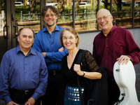 CU Music presents the LA Piano Quartet