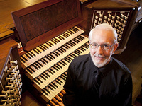CU Music presents organist Robert Parkins