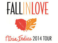 Fall in Love: Atria Indie Author Tour