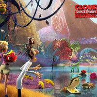 Monday Movie Madness -- Cloudy with a Chance of Meatballs 2