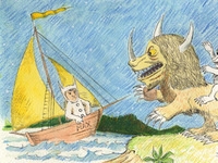 Maurice Sendak: The Memorial Exhibition -- 50 Years, Works, Reasons