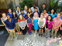 REU/PGRP Plant Science Student Symposium