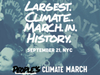 Climate Action Week: Climate Action Rally