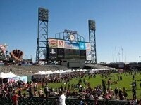 Discovery Days at AT&T Park
