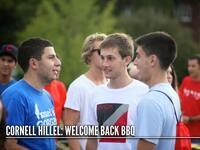 Cornell Hillel Welcome BBQ