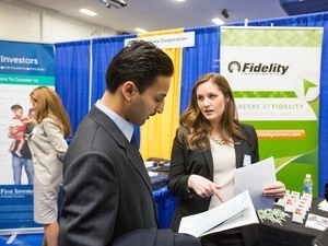 Bentley University Fall 2014 Career Fair