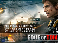 Thursday Night Movie Series: Edge of Tomorrow