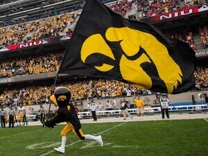 Hawkeye Football vs. Ball State